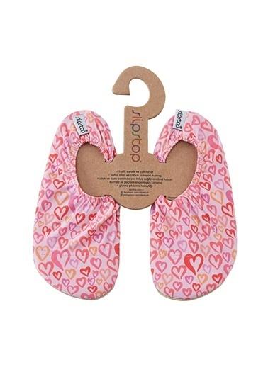 Slipstop Slipstop Fly Heart Ev Ayakkabısı Renkli
